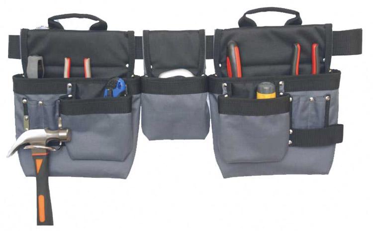 专业木工工具腰袋